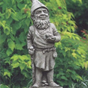 Gnome with Bird CDGN13 - $129.00