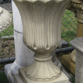 Small Fluted Urn CDPU51 - $210.00