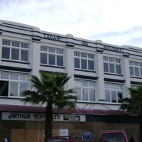 T Adair Building, Gisborne
