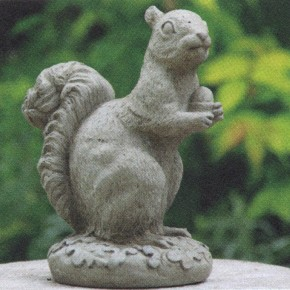 Squirrel Sitting CDWL05 - $55.00