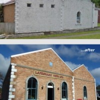 Historic building restoration