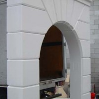 Arch for filmset